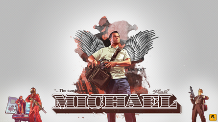 GTA V: Meet Michael by LulzAllDay