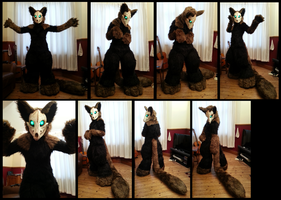Thyef Photoshoot by CuriousCreatures