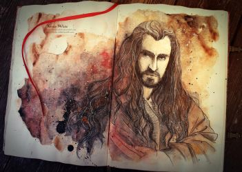 Thorin by Kinko-White