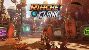 Ratchet and Clank wallpaper by MOTLEYLOMBAXCRUE666