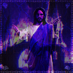 jesus 666 coverart by madebysilent