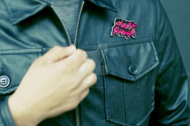 DaFt Pin by CleverTrever