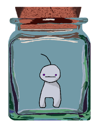 cry in a bottle by dragonmunchies