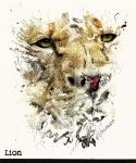 Lion by crilleb50