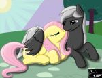 Cuddle with Fluttershy by Fluttershy-Lover