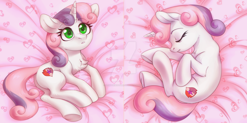 Sweety Bell [Pillow cover]