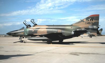 RF-4C in 'Wraparound' No. 1 by F16CrewChief