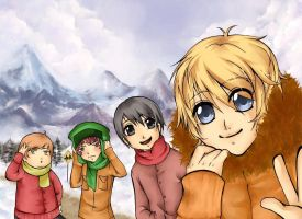 South Park Kiddos :D by Ralban
