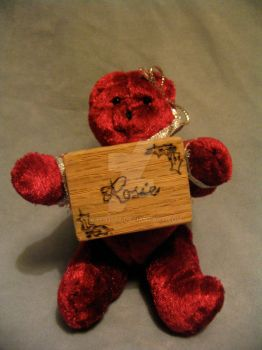 Christmas Bears- Rosie by saren1986