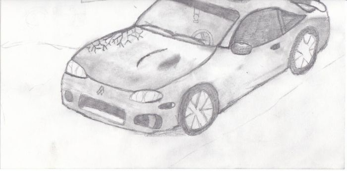 My car by C0nt3mpt