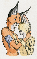 Snuggles by TitusWeiss