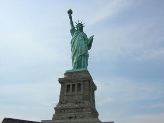 Statue of Liberty by n0fear88