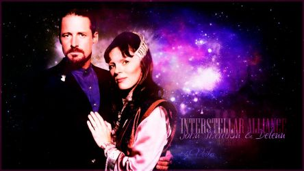 Babylon 5: Interstellar Alliance by VeilaKs