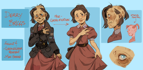 DERRY :: a Fallout OC by SlackWater