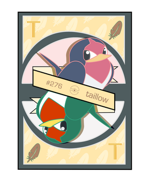 276: Taillow by eraport6