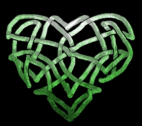 celtic heart by sithassasin