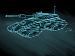 Tank concept by stourangeau