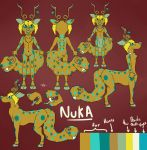 Nuka Reference Sheet 2017 by Crystal-WolfDarkness
