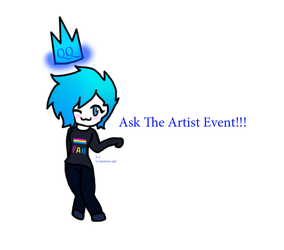 ASK THE ARTIST EVENT by freakedDiscord