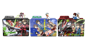 Valvrave The Librator Icon Pack by hitsugaya226