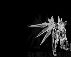 Strike Freedom Wallpaper v2 by Saikuso