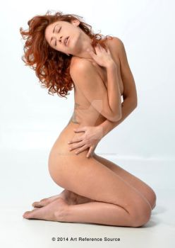 Stock: Kaitlyn, Artistic Nude by ArtReferenceSource