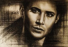Dean Winchester by FridaG