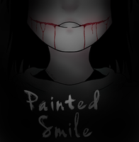 Painted Smile by Lady-Bloody7