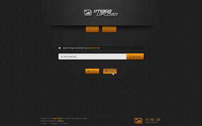 Image Upload Template - For sale by NemanjaBu2