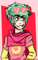 Trickster Dave by CocoaDeSi