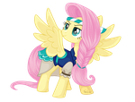 Pirate Fluttershy by Tinka-Love