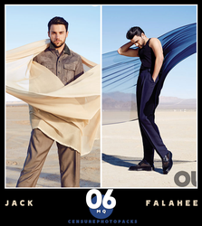 // PHOTOPACK 3805 - JACK FALAHEE // by censurephotopacks