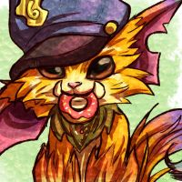 Gnar's on the Case by Linkerbell