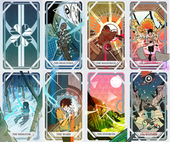 AATR Tarrot Cards by BlueTuesdays