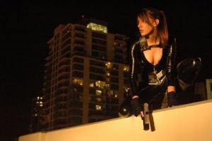 Tomb Raider Catsuit: Citywatch by JennCroft