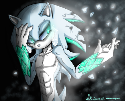 Fragile glass by sonicfangirl666