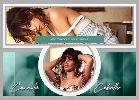 PhotoPack #033 - Camila Cabello 2 by orellem