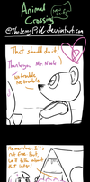 Animal Crossing New Leaf - comic 6 by TheJennyPill
