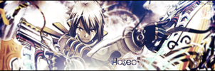 Haseo by Jp182