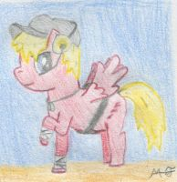 TF2 Scout My Little Pony by TheInsanityZone