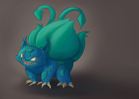 Bulbasaur by TimothyWilson