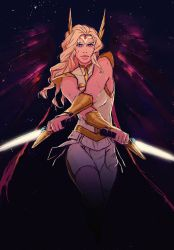 She-Ra by samanthadoodles