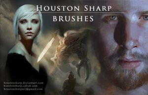 My Brushes by HoustonSharp