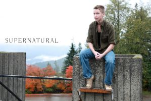 Dean Winchester- Supernatural by twinfools