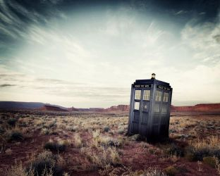 The TARDIS In America by TARDIS59