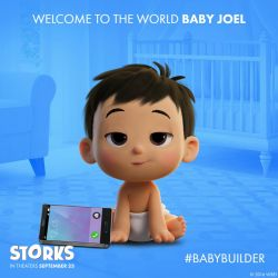 Baby Joel (Me) by floresfire