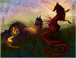 July Litter Parents Revealed! Apep X Taiyou! by MischievousRaven