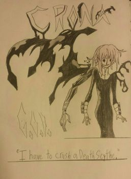 Soul Eater Series - 1 - Crona by Some-Genius