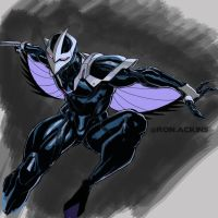 Darkhawk by RonAckins
