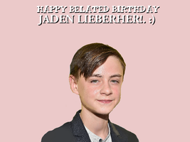 Happy Belated Birthday Jaden Lieberher! by Nolan2001